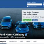 Redes Sociales Ford