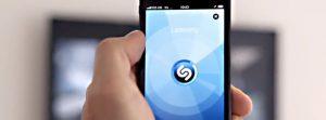 Decubre música y letras de canciones con Shazam