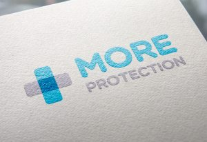 more protection logo