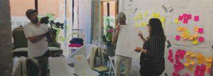 sprint de innovación y digitalización